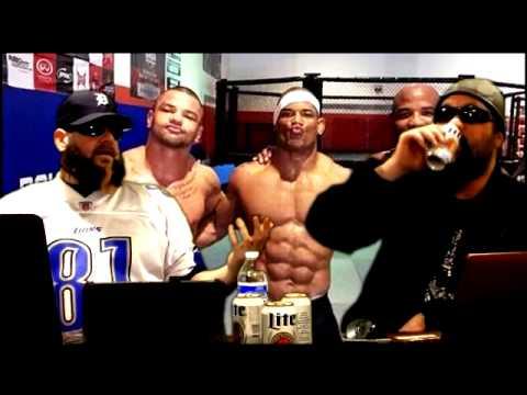 UFC 182 - Lombard vs Burkman