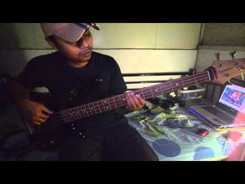 Mewangi by Akim & The Majistret - Akustika AM Krew Add-On Bassline (Cover)
