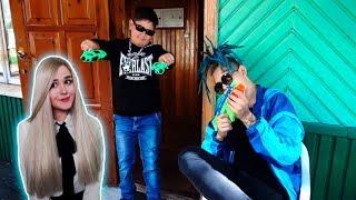 Реакция на MORGENSHTERN x TIMURKA BITS - КОПЫ НА ХВОСТЕ