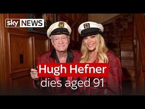 Hugh Hefner dies aged 91