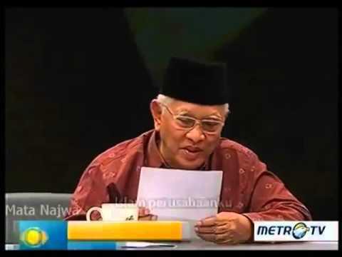 Tuhan Islam kah aku.. Puisi karya Gus Mus subhanallah