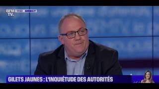 GILETS JAUNES : L'INQUIÉTUDE DES AUTORITÉS