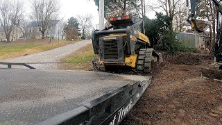 Tracked Down...   Skid Steer Rescue...
