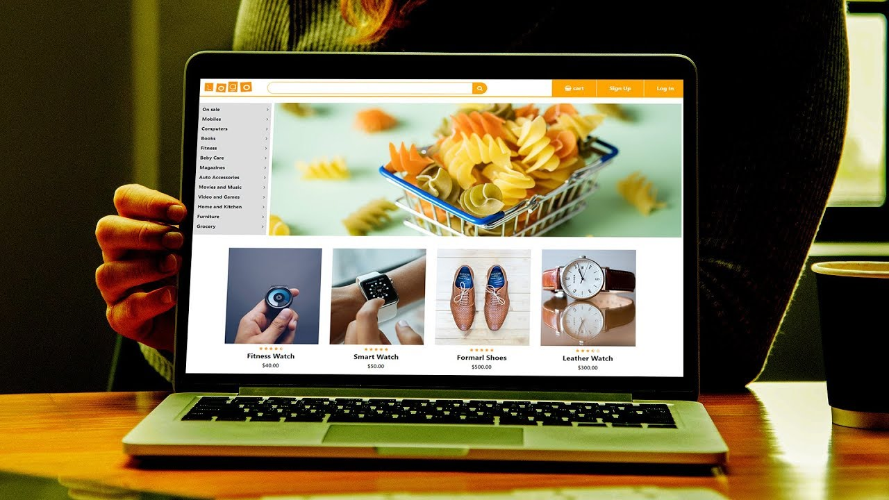 create online shopping website free in india