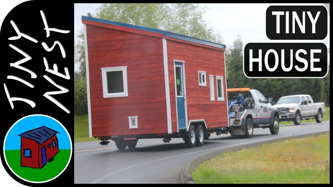 Towing a Tiny House Ep50 YouTube
