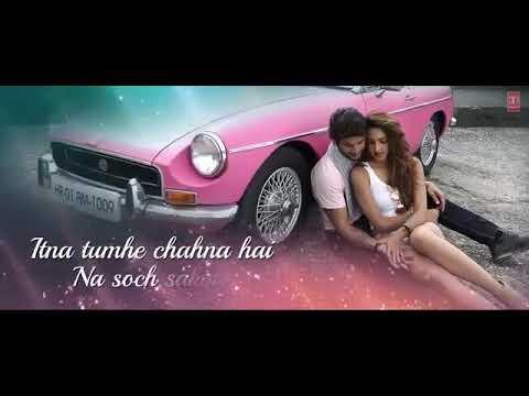 Itna tumhe chahna hai |WhatsApp status video