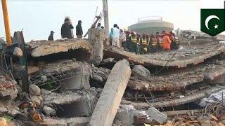 Tragédie au Pakistan : une usine s
