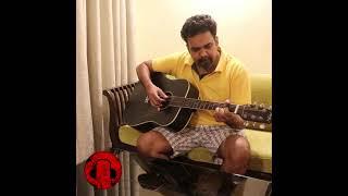 Palash Sen - AB NA JA (EUPHORIA) [Guitar Cover] #shorts