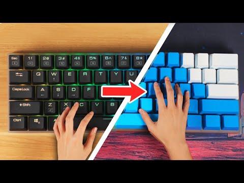 I Upgraded the Biggest Keyboard EVER