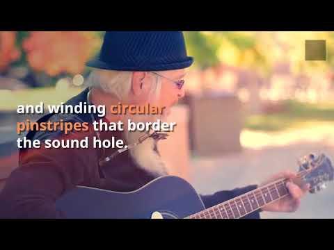 Epiphone EJ 200SCE Acoustic Guitar Review