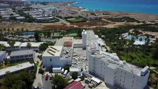 Nissi Beach Resort Нисси Бич Резорт.Айя-Напа Кипр,Ayia Napa Cyprus.