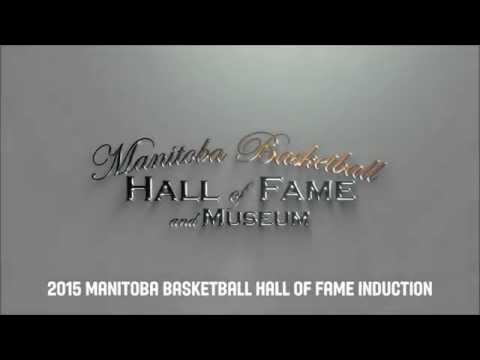 2015 Manitoba Basketball Hall of Fame Induction