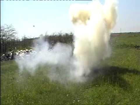 Видеозапись граната М24