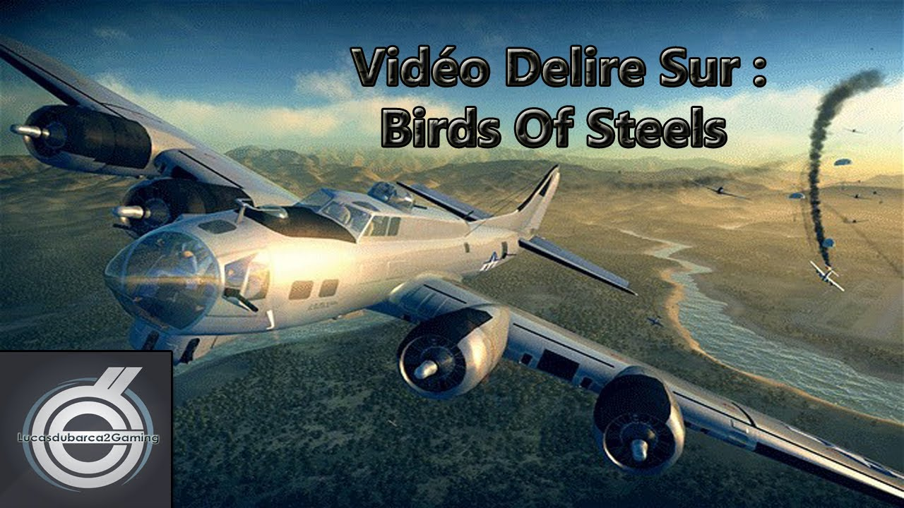 vid o delire sur la d mo de birds of steels jeu d 39 avion youtube. Black Bedroom Furniture Sets. Home Design Ideas