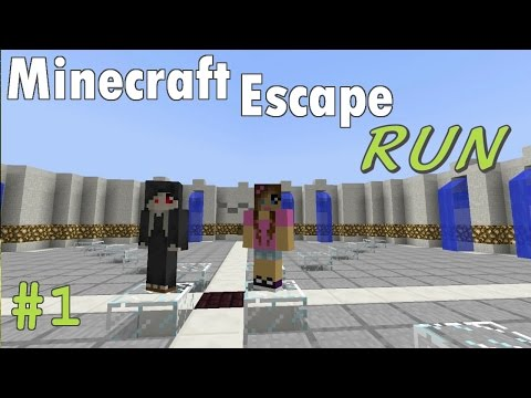 Minecraft Escape - RUN (1/3)