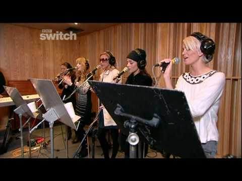 Girls Aloud - With Every Heartbeat - Live Lounge 2007