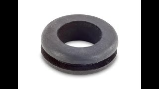 How To Make A Rubber Grommet