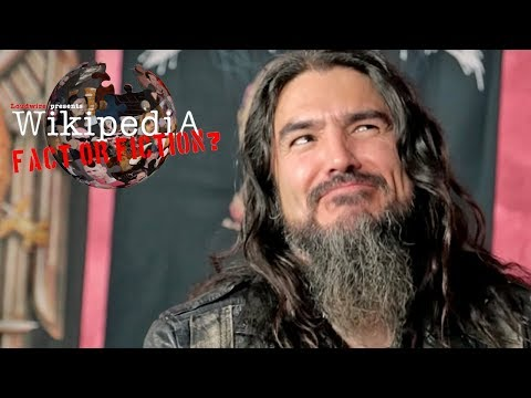 Machine Head's Robb Flynn - Wikipedia: Fact or Fiction?