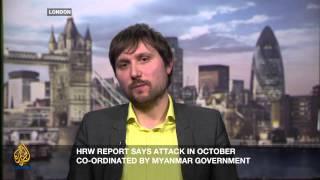 Inside Story - Myanmar