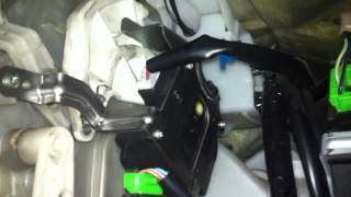 Motor-actuator mode 72131AG410