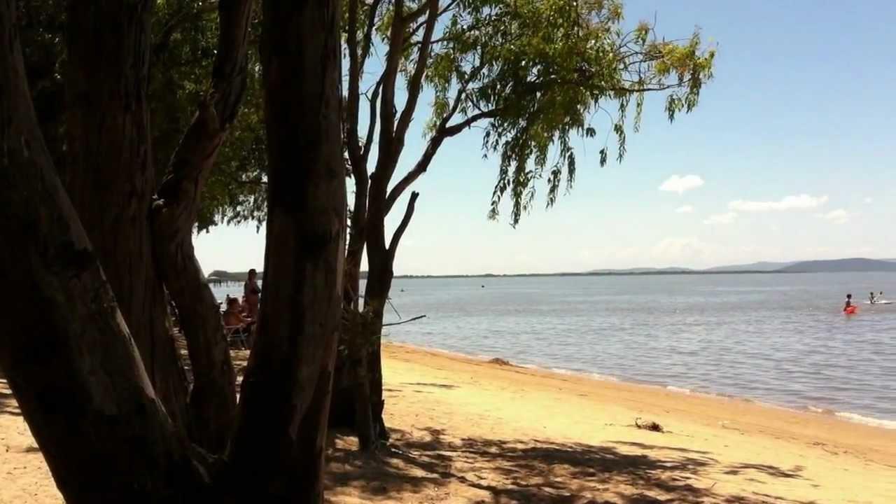 Barra Do Ribeiro Praia Paradis 237 Aca Youtube