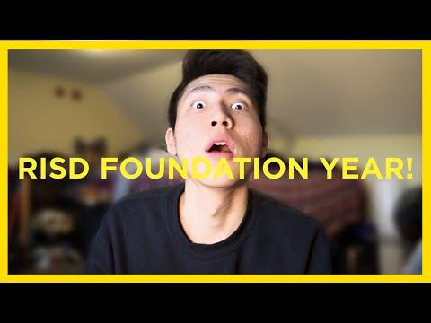 FIRST YEAR OF ART SCHOOL: My RISD Foundation Works