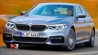 NEW BMW 540I 2017 - FIRST TEST DRIVE ONLY SOUND