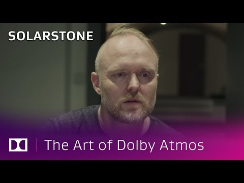 Solarstone: Making Immersive Trance Music | The Art of Dolby Atmos: Music Producers | Dolby