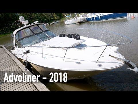 Luxury Boating in Helsinki / Advoliner - 2018
