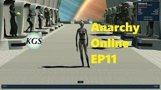 Anarchy Online Lets Play EP11 Day in the life of a Soloist Omni Doctor Playthrough