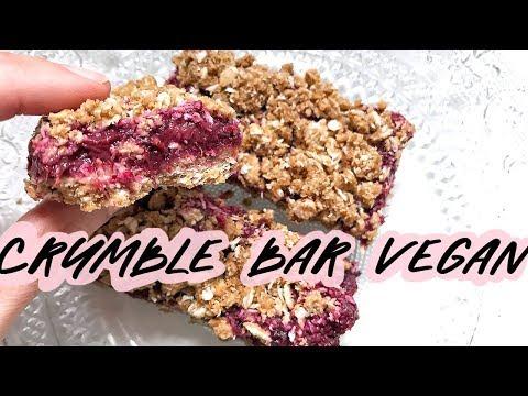crumble-fruits-rouges-healthy-&-vegan