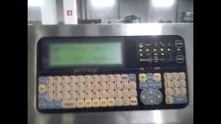 видео Кабельный термотрансферный принтер Canon MK2500, доставка кабельного принтера Canon MK2500.