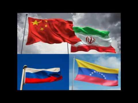 Baba Beijing and Big Bear smack down Uncle Sam in Iran and Venezuela China Rising Radio Sinoland
