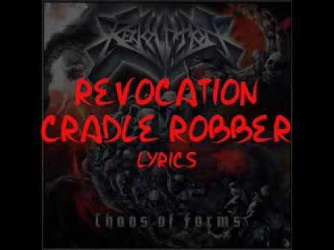 Revocation - Cradle Robber (Lyrics)