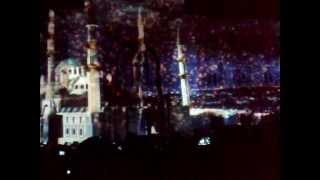 Projection 3D sur le Mur de la municipalité (Hôtel de ville) à Sfax