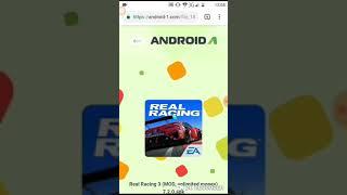 Gambar cover Real Racing 3 hack mod apk 2019