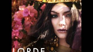 Lorde - Everybody Wants To Rule The World (Evinrude Remix)