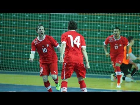 Estija 5:7 Šveicarija: rungtynės (UEFA Futsal 2016 atranka; 2015-01-17)