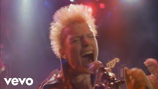 Billy Idol - Rebel Yell (Official Music Video) YouTube Videos