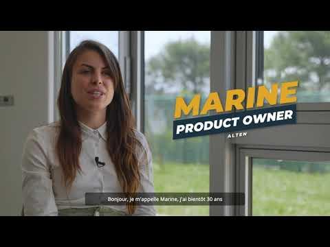 ALTEN Sud-Ouest - Portrait de Marine