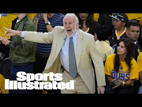 Why Spurs' Coach Gregg Popovich Went On A Zaza Pachulia Rant | SI NOW | Sports Illustrated