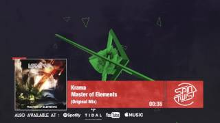 Krama - Master Of Elements (Official Audio)