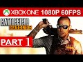 Battlefield Hardline Gameplay Walkthrough Part 1 [1080p HD 60FPS] - No Commentary