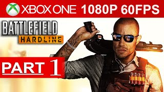 Battlefield Hardline Gameplay Walkthrough Part 1 [1080p HD 60FPS] - No Commentary