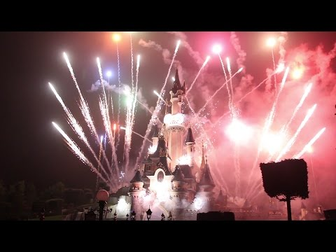 Disney Dreams! of Christmas - Final Curtain 2017 - Disneyland Paris