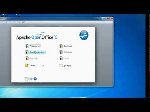 Open Office Kostenlos Downloaden - OpenOffice Runterladen Spucks Aus #7 (light)