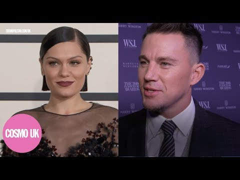 Channing Tatum And Jessie J's Cutest Moments | Cosmopolitan UK