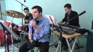Just Jazz Up and Comer Finalist 1 - Carrola Brothers Trio