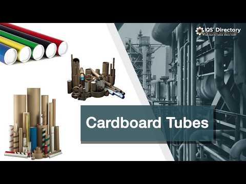 Cardboard Tube Manufacturers | Cardboard Tube Suppliers