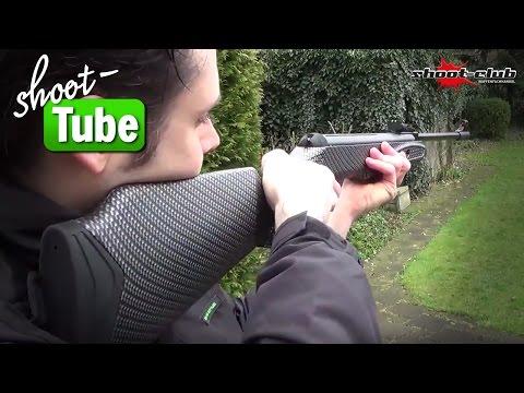 Diana Luftgewehr Mod. Panther 21 T05 Kal. 4,5 mm Carbon - shoot club Review